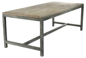 "Abner 87"" Dining Table"