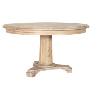 "Belmont 54"" Round Dining Table"