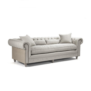 Jorden Sofa, Natural White