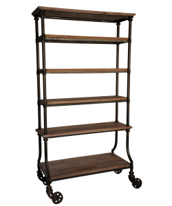 Hundern Fifteen Bookcase
