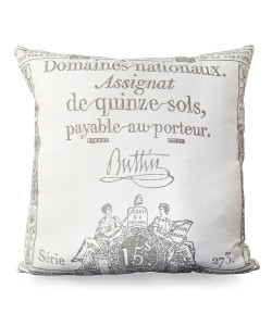 Marseilles Pillow