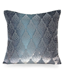 Ombre Medallion Pillow, Dusk