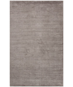 Basis Medium Gray Hand Loom Rug