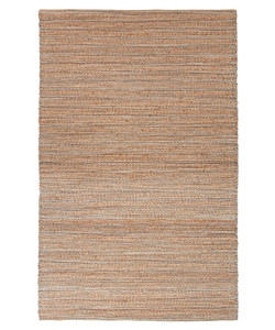 Himalaya Hockney Blue Jute/Cotton Rug