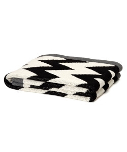 Mirror Throw, Black