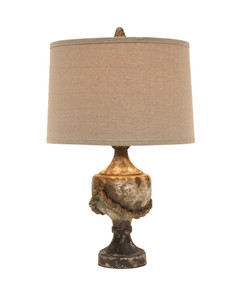 Necklace Finial Lamp