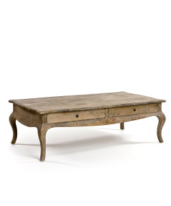 Arles Coffee Table - Limed Grey Oak