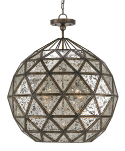 Buckminster Chandelier