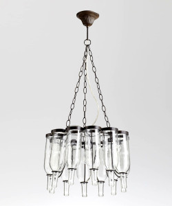 Winey Chandelier