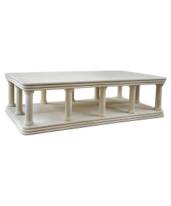Roman Coffee Table - Washed Oak