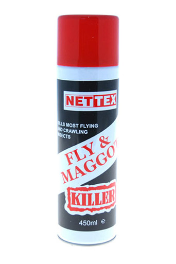 Fly and Maggot Spray