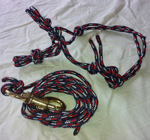 Knotted Head Collar