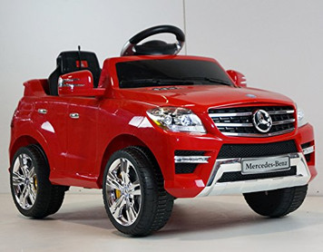 Mercesdes Benz ML350 (RED)