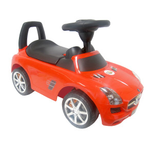 Mini Mercedes Benz Ride-on Pedal Vehicle (Red)