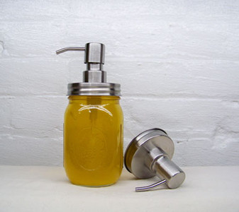 Stainless Steel Pump for Mason Jar