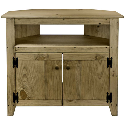 (front view) corner-tv-cabinet-for-flat-screens