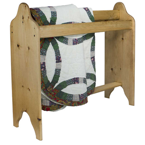 (angled-view) Wood-Quilt-Stand