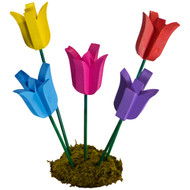 (tulip) Wooden-Flowers