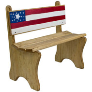 Americana-Bench (side-view)