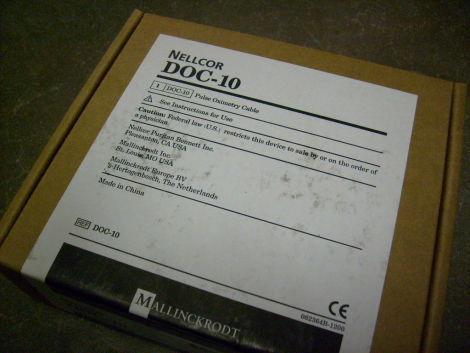 Nellcor DOC-10 - Sensor Med LLC