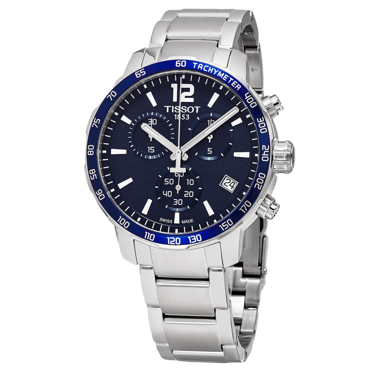 87e570c7e70 Tissot Men's Swiss Quartz Stainless Steel Casual Watch (Model ...