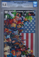CGC 9.8 Justice League Of America #1 RRP
