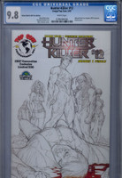 CGC 9.8 Hunter-Killer #12 Wizard World Chicago Exclusive