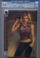 CGC 9.8 Buffy The Vampire Slayer Season Eight #1 First Print