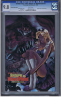 Return to Wonderland 2 CGC 9.8 Fantastic Realm variant