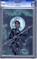 Tomb Raider #13 Variant Cover CGC 9.6