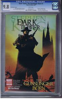 Dark Tower:The Gunslinger Born #1 Book Market Variant CGC 9.8