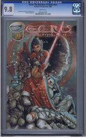 Ecru:The Butcher of Balis #nn CGC 9.8