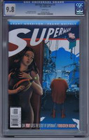 All Star Superman #2 CGC 9.8