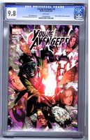 Young Avengers #5 CGC 9.8