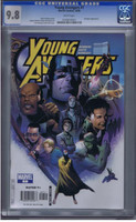 Young Avengers #7 CGC 9.8