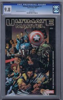 Ultimate Marvel Sampler #1 CGC 9.8