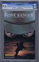 Lone Ranger #1 Convention Edition CGC 9.8