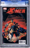 Astonishing X-Men #7 CGC 9.8