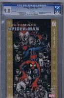 Ultimate Spiderman #100 Variant Cover CGC 9.8