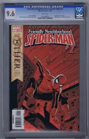 Friendly Neighborhood Spiderman #1 CGC 9.6