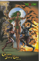 Grimm Fairy Tales #60 Green Eville Comics Exclusive