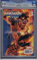 Ultimate Fantastic Four #3 CGC 9.8