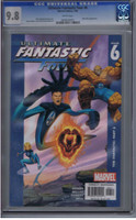 Ultimate Fantastic Four #6 CGC 9.8