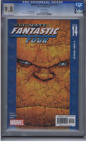 Ultimate Fantastic Four #14 CGC 9.8