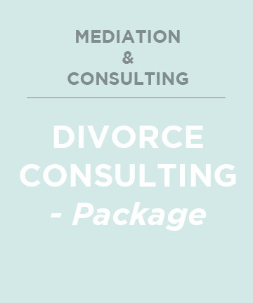 Divorce Consulting - Package