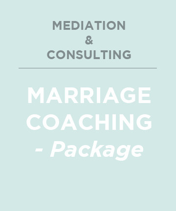 Marriage Coaching - Package