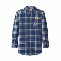 Backpacker Yarn Dyed Flannel