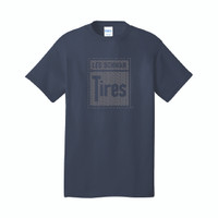 Men's Vertical Tire Tread T-Shirt ***SHIPS WITHIN 24 HOURS***