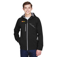 Ash City - North End Men's Prospect Two-Layer Fleece Bonded Soft Shell Hooded Jacket