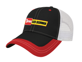 Two-Tone Polyester Mesh Back Cap